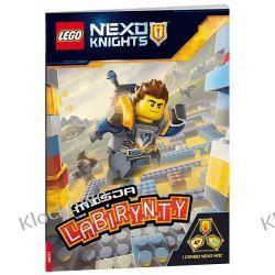 LEGO® NEXO KNIGHTS™. MISJA: LABIRYNTY Książki i Komiksy