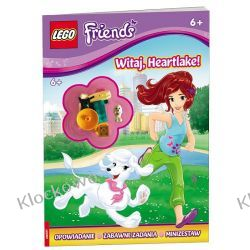 LEGO® FRIENDS. WITAJ HEARTLAKE! Książki i Komiksy