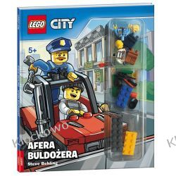 LEGO® CITY. AFERA BULDOŻERA Książki i Komiksy