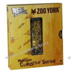 Tech Deck Wooden Collector Series - Zoo york