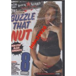 GUZZLE THAT NUT.8 GODZ. DVD.SEX SEKS