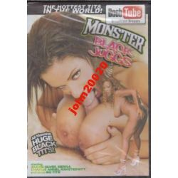 MONSTER BLACKS JUGGS.DVD.SEKS SEX