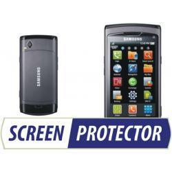 Profesjonalny zestaw folii ochronnych Screen Protector do telefonu Samsung S8500 Wave