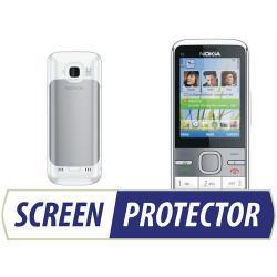 Profesjonalny zestaw folii ochronnych Screen Protector do telefonu Nokia C5