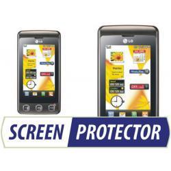 Profesjonalny zestaw folii ochronnych Screen Protector do telefonu LG KP500 / KP501