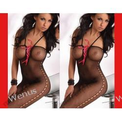 Sex bielizna BODYSTOCKING Anique Livia Corsetti