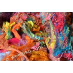 Sari Silk Fibre Carded Szycie i dziewiarstwo
