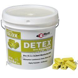 DETEX kostka woskowa do monitorowania gryzoni 4kg Pozostałe