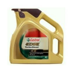 Olej silnikowy 5W-40 Castrol Edge Turbo Diesel 5 litrów