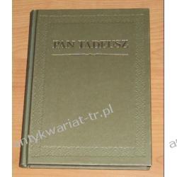Pan Tadeusz, Adam Mickiewicz, wydanie z ilustracjami M.E. Andriollego