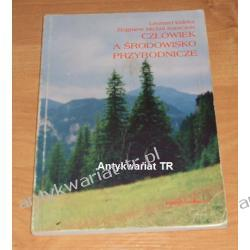 Człowiek a środowisko przyrodnicze, Leonard Indeka, Zbigniew Michał Karaczun Chemia nieorganiczna
