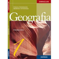Geografia 1. Podręcznik. Stara podstawa programowa