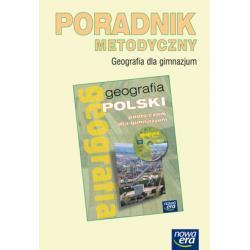 Geografia dla gimnazjum. Geografia Polski. Poradnik metodyczny.