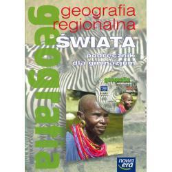 Geografia dla gimnazjum. Podręcznik + CD-ROM.