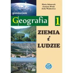 Ziemia i ludzie. Geografia 1 - podręcznik
