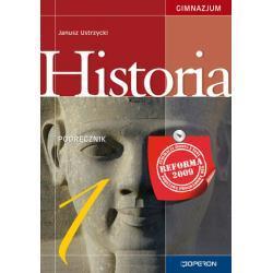 Historia 1. Podręcznik. Reforma 2009