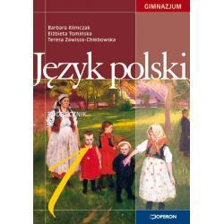 Język polski 1. Podręcznik. Stara podstawa programowa