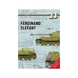 1 Ferdinand Elefant cz.2  Melleman Tadeusz NOWA