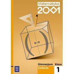 Matematyka 2001 Zadania dla klasy 1. gimnazjum