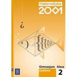 Matematyka 2001 Zadania dla klasy 2