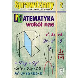 Matematyka wokół nas 2 Sprawdziany dla klasy 2.