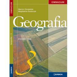 Geografia 3. Podręcznik. Stara podstawa programowa