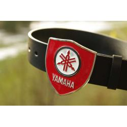 Pasek do jeansu YAMAHA - LEATHER BELT