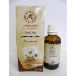 Naturalny olej rumiankowy