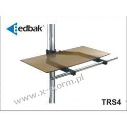 TRS4 Półka szklana z rączką oraz z możliwością regulacji położenia