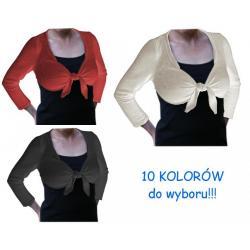 BOLERKO - rękawki -10 kolorów - L / XL