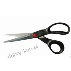 HKM Nożyce z rączką z PCV, ok 21cm
