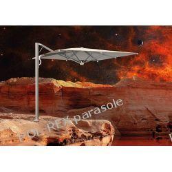Parasol ogrodowy Astro Spacegrey 300cm x 300cm made in Italy Dom i Ogród