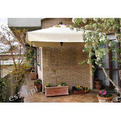 Parasol przyścienny Murales 250cm x 250cm Dom i Ogród