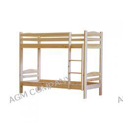 Łóżko piętrowe Milano sosnowe Meble Doktór