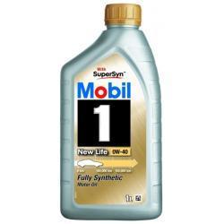 Olej silnikowy Mobil 0w40 1l