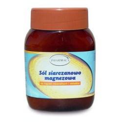 Sól siarczanowo-magnezowa do kąpieli mineralnych i okładów