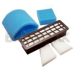 Zestaw filtrów HEPA do odkurzaczy ZELMER 919 - FR1812