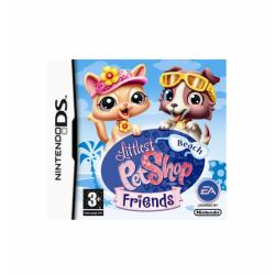 Gra NDS Littlest Pet Shop Friends: Beach