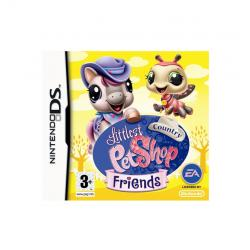 Gra NDS Littlest Pet Shop Friends: Country