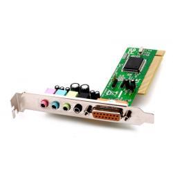 KARTA MUZYCZNA PCI MiNt 3D 4 KANAŁY BOX