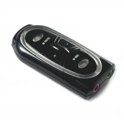 KARTA MUZYCZNA STEELSERIES SIBERIA USB (7.1) ZEWNĘTRZNA - CZARNA