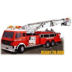 Wóz strażacki zdalnie sterowany