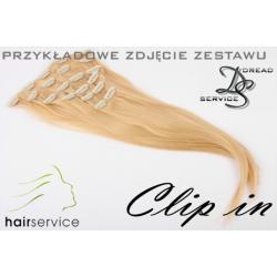 Włosy naturalne Clip in on REMY 42-45 cm