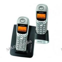 Telefon bezprzewodowy Swissvoice Avena 135 Duo DECT