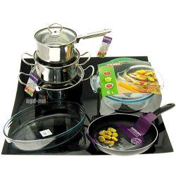 Starter Kuchnia- garnki naczynia