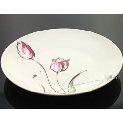 Promocja Talerz płytki Tulipe Ambition porcelana