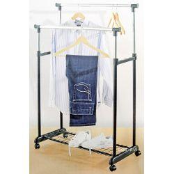 Wieszak garderobiany stojak na ubrania