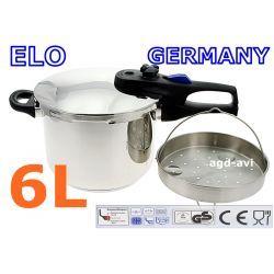 Szybkowar 6L Elo Praktika Germany indukcja