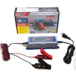 Prostownik automatyczny do alumulatorów 12V/6V 3,8A Narzędzia i sprzęt warsztatowy