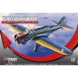 PZL.43 'Polskie Wersje Wojenne 1939 + Prototyp' [Samolot Rozpoznawczo-Bombowy]